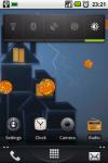 Falling Pumpkins - Halloween Live Wallpaper screenshot 2/3