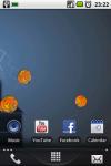 Falling Pumpkins - Halloween Live Wallpaper screenshot 3/3