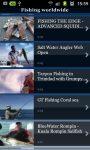 Worldwide Fishing Free screenshot 3/6