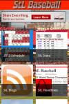 StL Baseball Fan App screenshot 1/5