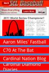 StL Baseball Fan App screenshot 4/5