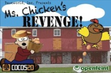Ms Chickens Revenge screenshot 1/1