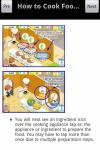 Restaurant  Story  Guide screenshot 2/2