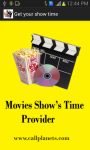 Movie Show Time screenshot 1/6