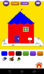 Kids Dots Drawing and Coloring screenshot 3/6