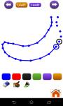 Kids Dots Drawing and Coloring screenshot 5/6