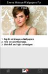 Emma Watson Wallpapers for Fans screenshot 4/6
