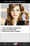 Emma Watson Wallpapers for Fans screenshot 6/6
