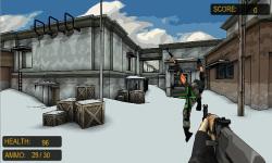 Sniper Ghost Games screenshot 1/4