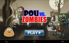 Pou vs Zombies screenshot 1/6