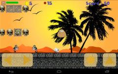Pou vs Zombies screenshot 2/6