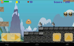 Pou vs Zombies screenshot 4/6