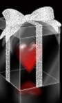 Heart In Box Live Wallpaper screenshot 1/3