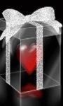 Heart In Box Live Wallpaper screenshot 2/3