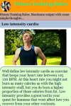 Fitness Training Rules screenshot 3/3