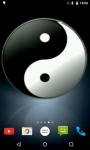 Yin Yang Video Live Wallpaper screenshot 1/4
