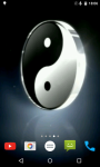 Yin Yang Video Live Wallpaper screenshot 2/4