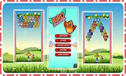 Bird Bubble Shoot Game screenshot 1/3