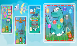 Dino Bubble Game screenshot 4/4