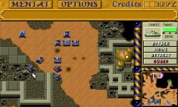 Dune 2 -The Battle For Arrakis for Android screenshot 3/4