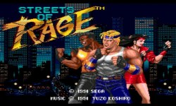 Streets of Rage  Multi Edition screenshot 1/4