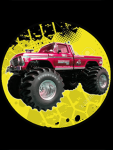 Monster Truck Highway Race screenshot 2/3