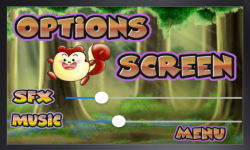peanuts game- peanuts fall screenshot 2/5