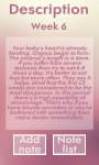 Pregnancy Diary  for Woman screenshot 3/6