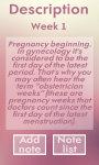 Pregnancy Diary  for Woman screenshot 5/6