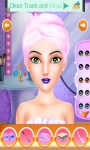 Hijab Style Makeup Salon screenshot 3/6