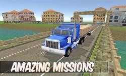 Cargo Transport Truck Driver screenshot 2/5
