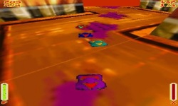 Toxics Racer screenshot 1/6