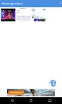 Advanced whatsapp Message Cleaner screenshot 2/6