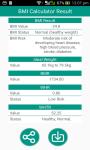 BMI Calculator For Health screenshot 3/6