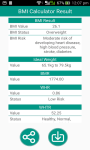 BMI Calculator For Health screenshot 4/6