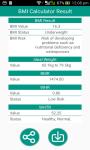 BMI Calculator For Health screenshot 5/6