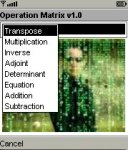 OperationMatrix screenshot 1/1