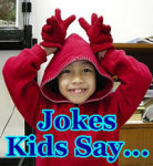 Jokes - Kids Say The Darnest Things screenshot 1/1