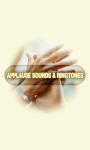 Applause sounds and ringtones screenshot 1/4