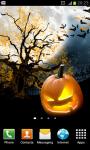 Happy Halloween HD LWP screenshot 1/6