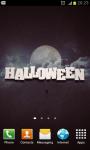 Happy Halloween HD LWP screenshot 2/6