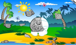 New Kids and Toddler Puzzle Animals screenshot 2/6