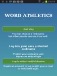 Word Athletics screenshot 1/2