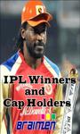 IPL Winners and Cap Holders screenshot 1/1