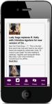 Lady Gaga News 2 screenshot 2/4