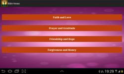 Beautiful Bible Quotes screenshot 1/5