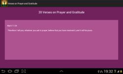 Beautiful Bible Quotes screenshot 3/5