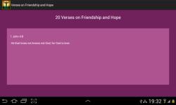 Beautiful Bible Quotes screenshot 4/5