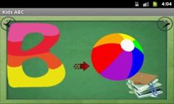 Kids ABC Puzzles-Kids Educational Game screenshot 3/4