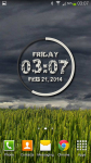 eXtreme Clock Live Wallpaper screenshot 4/6
